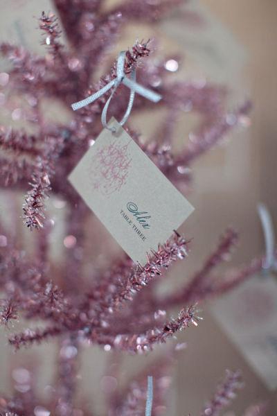 Style Me Pretty Christmas Holiday Metallic Pastel Kate Spade