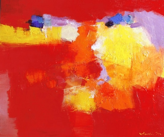 Hiroshi Matsumoto December 2010 - 4 painting art to inspiration