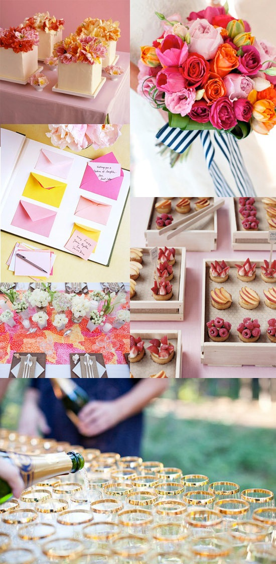garden party preppy pink events spring