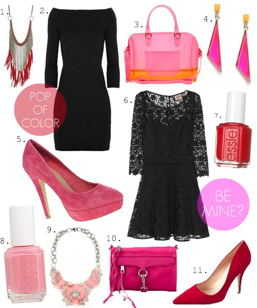 valentine's day outfit so much to smile about guest post Liz