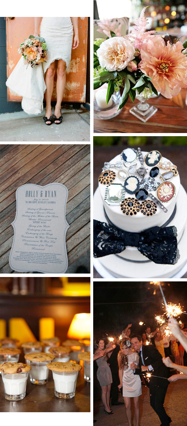 whimsical wedding holly ryan LA 
