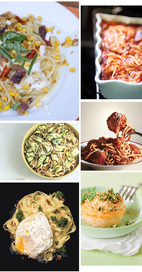 pasta art to inspiration