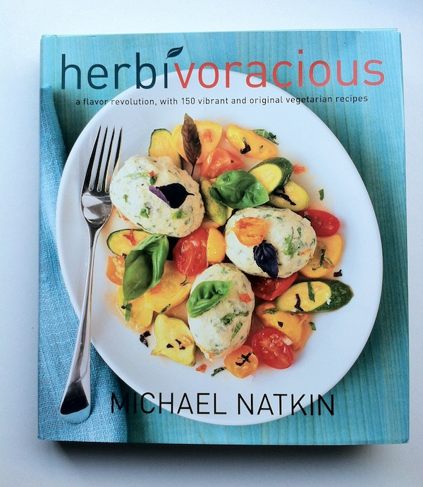 Herbivoracious Michael Natkin cookbook vegetarian