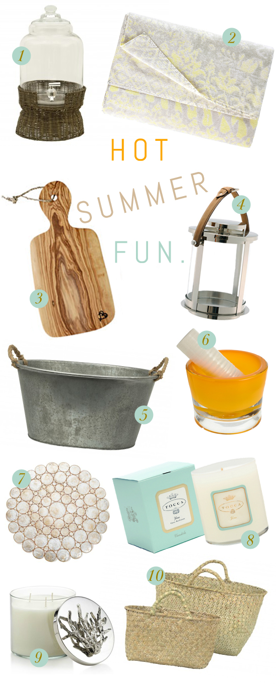 Chevrons and Stripes: Summer Fun Guest Post