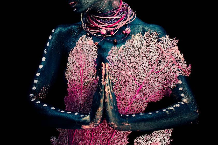 Christopher Wilson for Amor Da Terra pink
