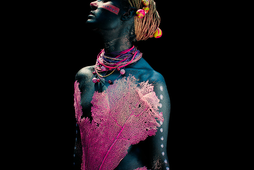 Christopher Wilson for Amor Da Terra - pink