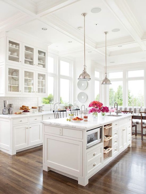 BHG white kitchen