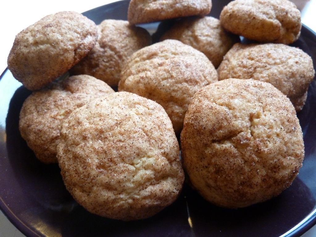 Cupcakes for Breakfast: pumpkin snickerdoodle cookie recipe