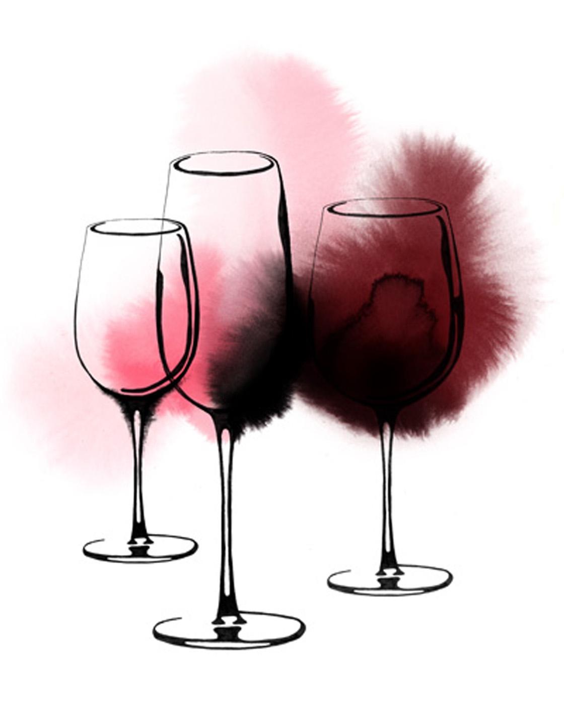 Christina Drejenstam red wine