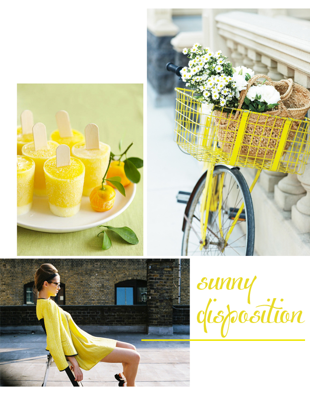 Cupcakes for Breakfast: sunny disposition