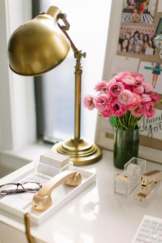 Danielle Moss desk
