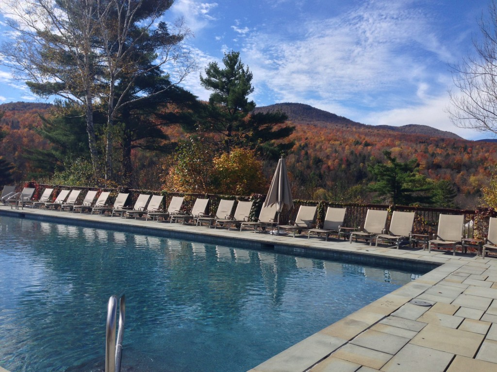 Cupcakes for Breakfast: Fall weekend in Stowe Vermont