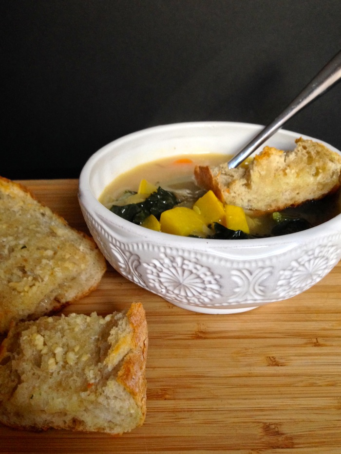 Cupcakes for Breakfast: fall veggie soup