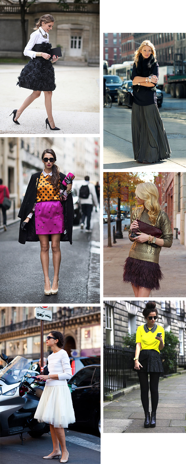 Cupcakes for Breakfast: Fall Skirts