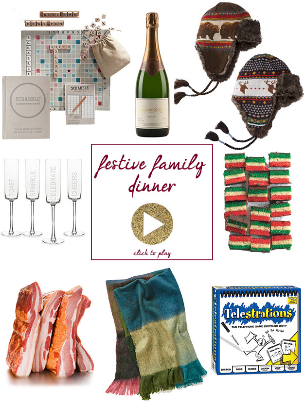 Cupcakes for Breakfast: Family Dinner Gift Guide & Playlist