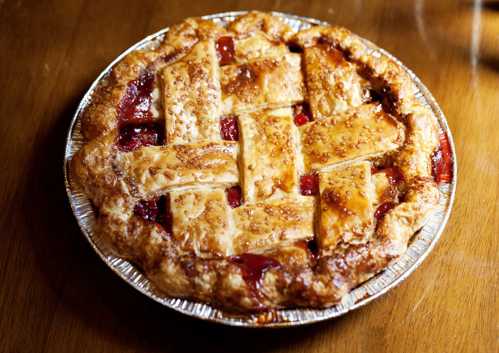 Cupcakes for Breakfast: Cherry Pie for George Washington