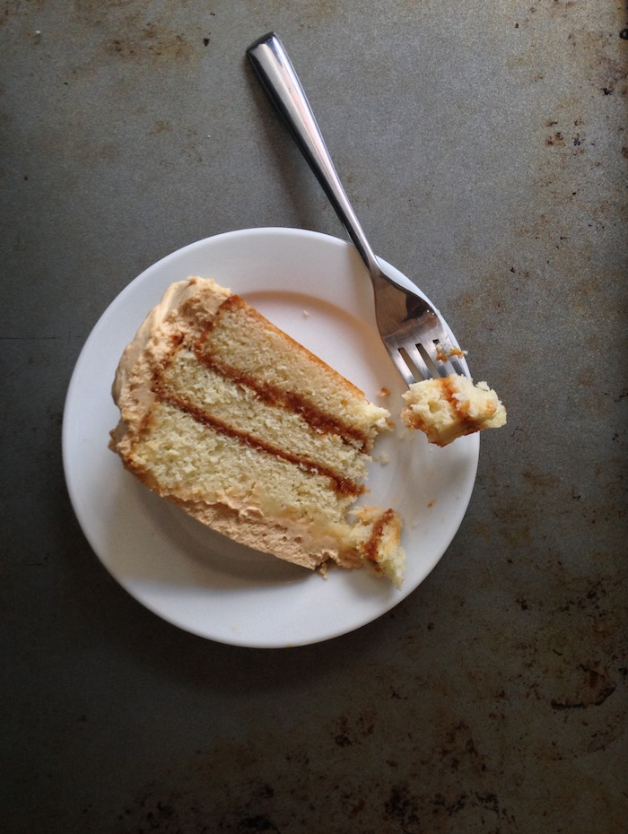 Cupcakes for Breakfast: Dulce de Leche Cake