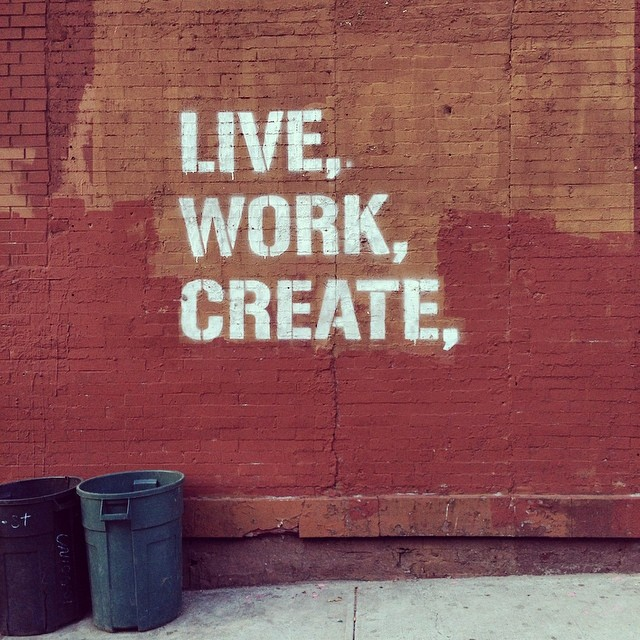 Cupcakes for Breakfast: Live, Work, Create