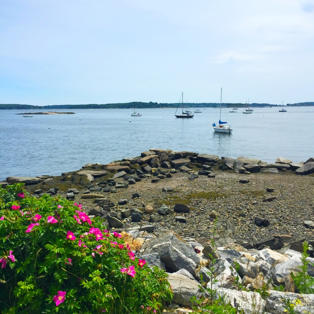 Cupcakes for Breakfast: Portland Maine – East End Beach